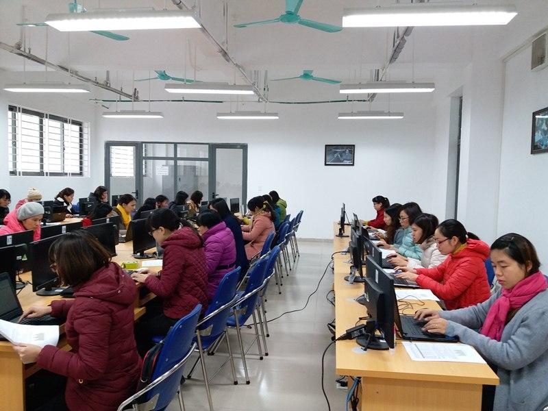 Kế hoạch tổ chức ngày hội CNTT lần thứ 4 cấp quận Hà Đông năm học 2017-2018